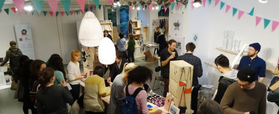 What's on in London: Royal College of Art Christmas Fete