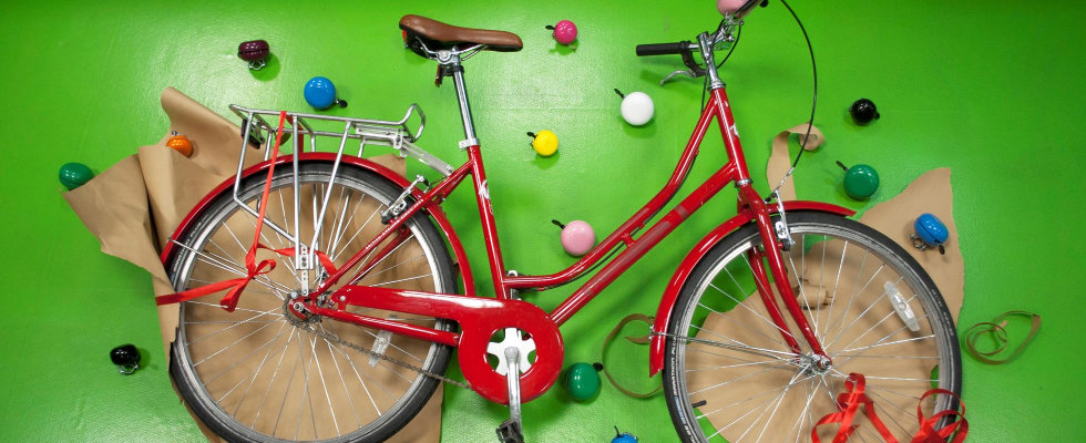 What's on in London: Jingle (Bicycle) Bells at Design Museum