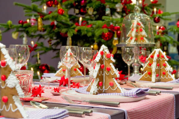Christmas home decor to delight the children