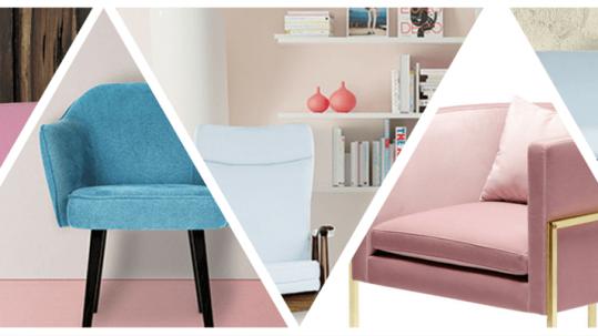 5 Home decor ideas with PANTONE's 2016 Colors