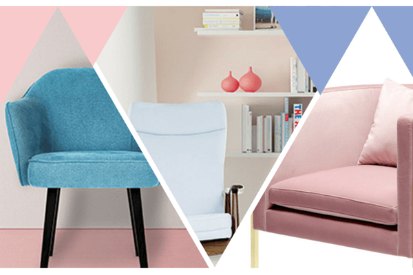 5 Home decor ideias with PANTONE's 2016 Colors