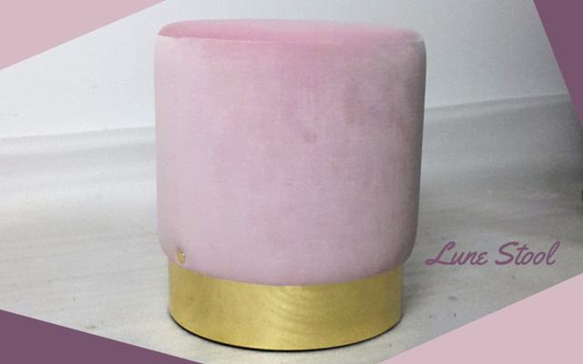 Pink velvet: an eternal trend in home decor