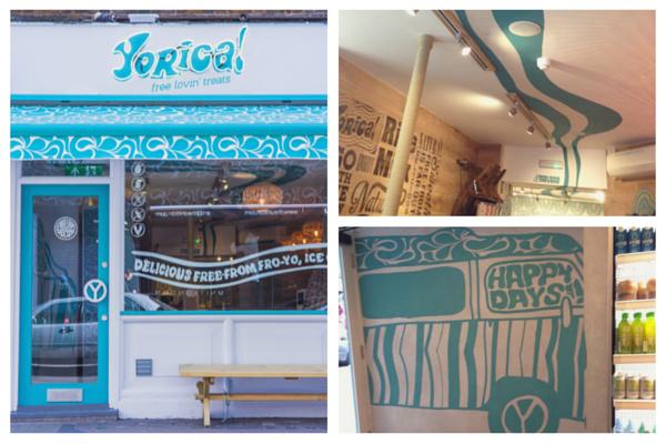 Interview with Monika Jagielo, Director of Yorica, the first allergen-free dessert store