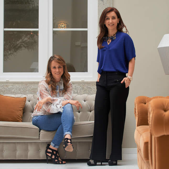 Ana & Renata are the founder of Open Plan Living