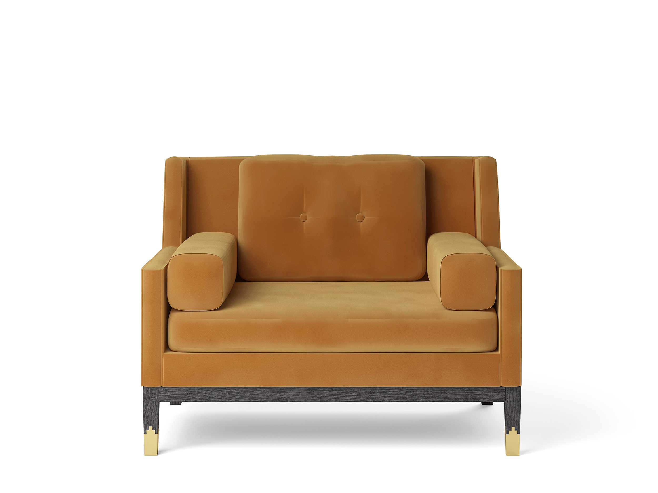 Mr. Jones Armchair