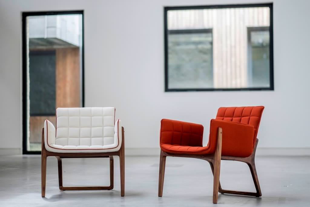 Mandarine armchair - Furniture