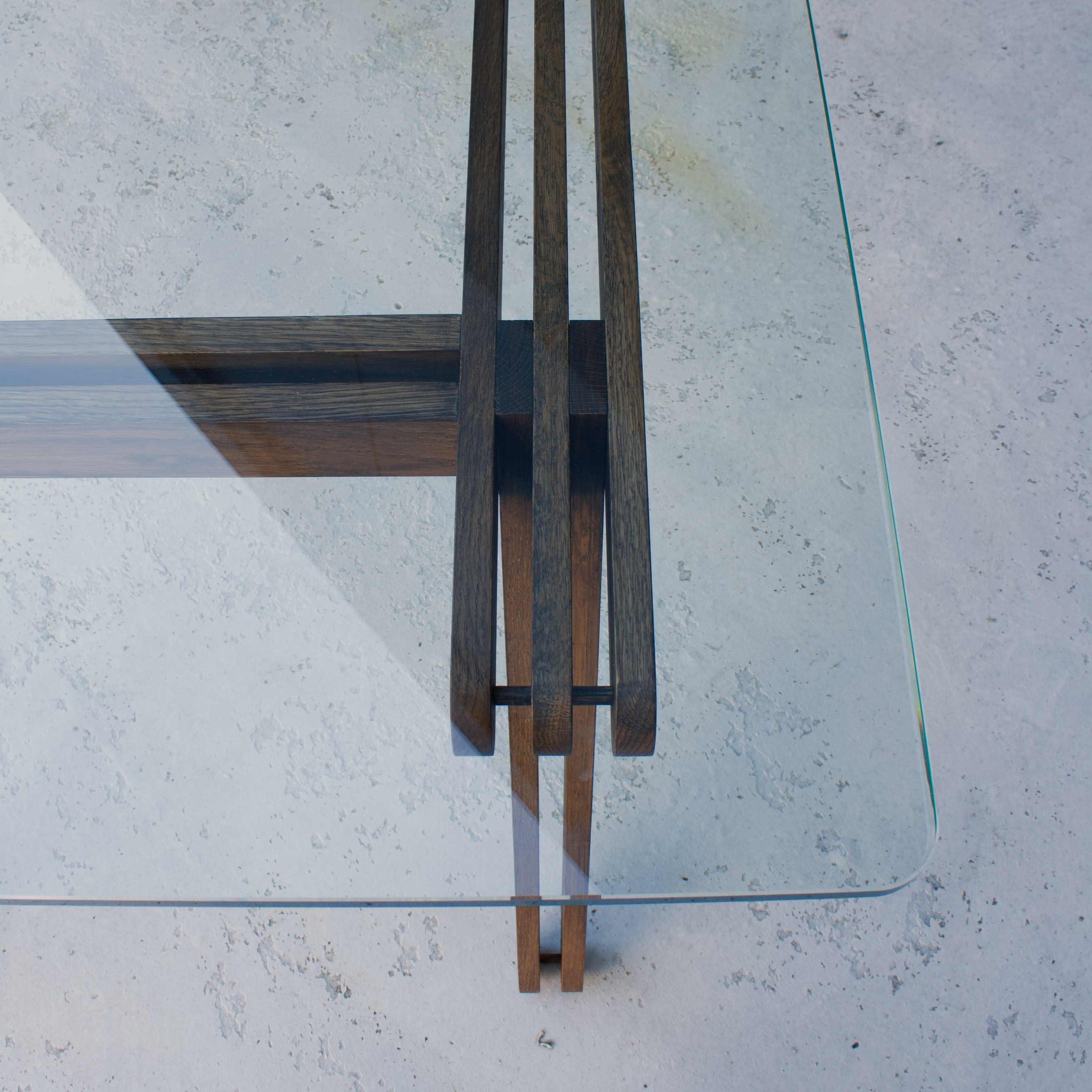Bracara Glass Table  - Products