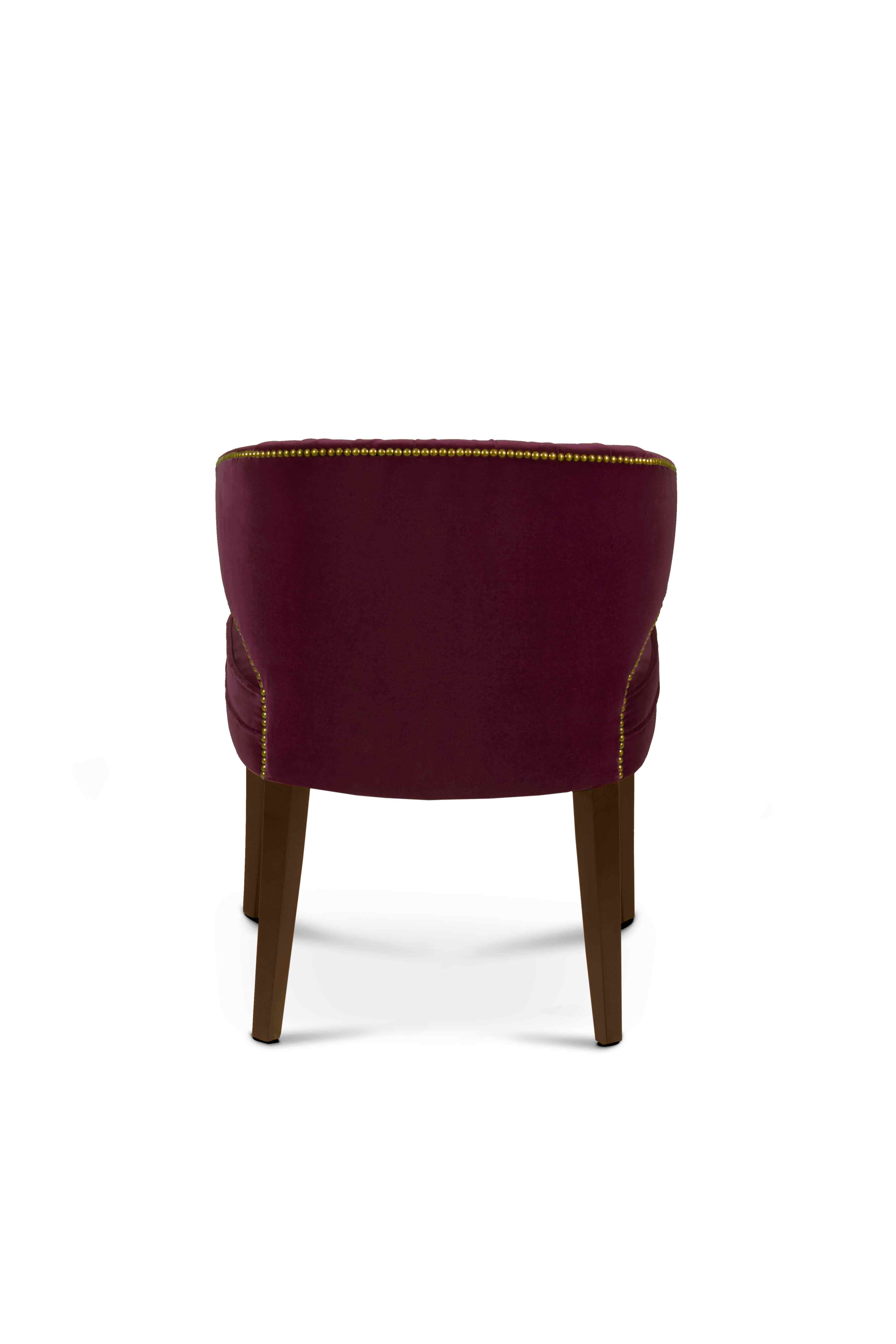 IBIS  DINING CHAIR
