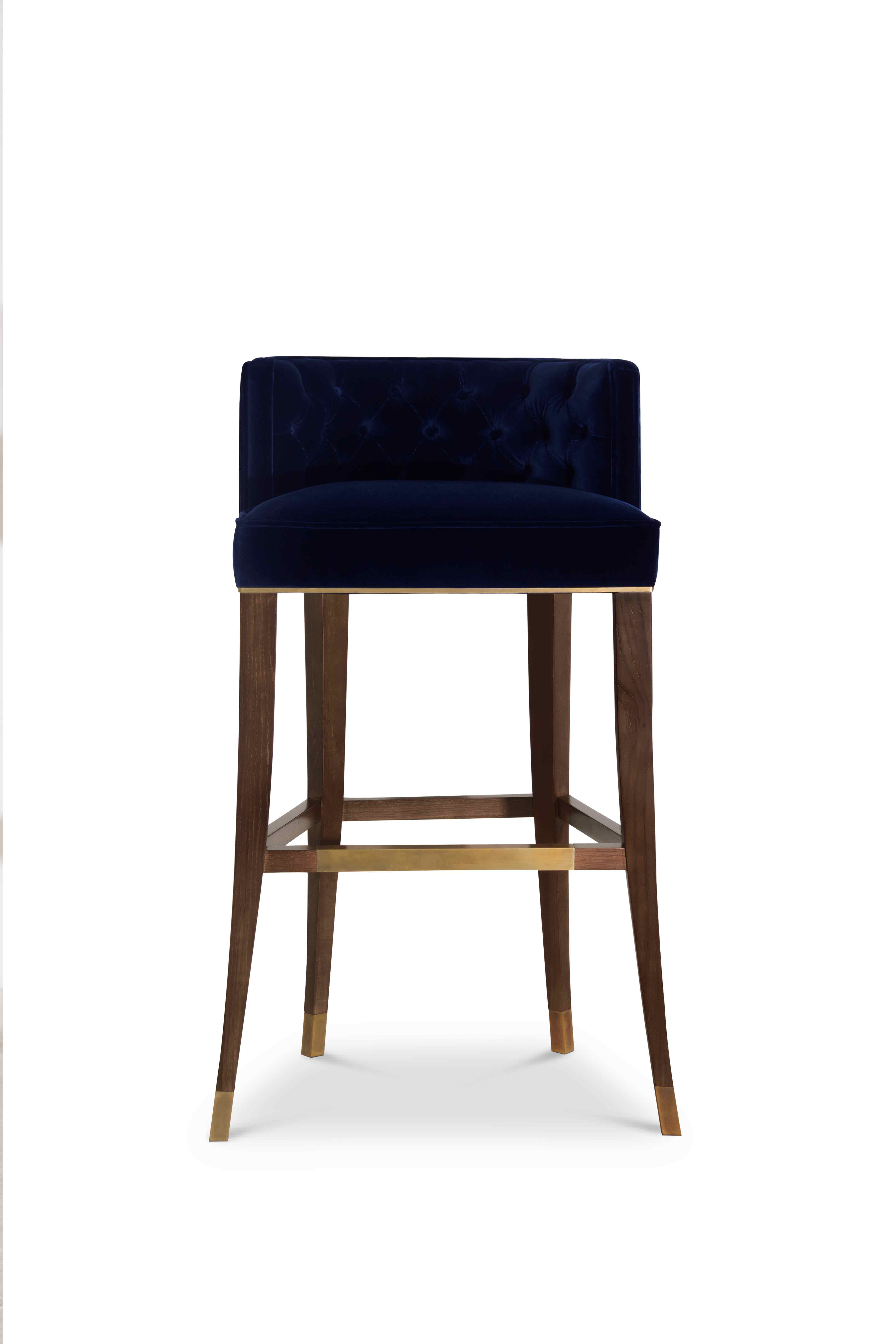 BOURBON BAR CHAIR - Products