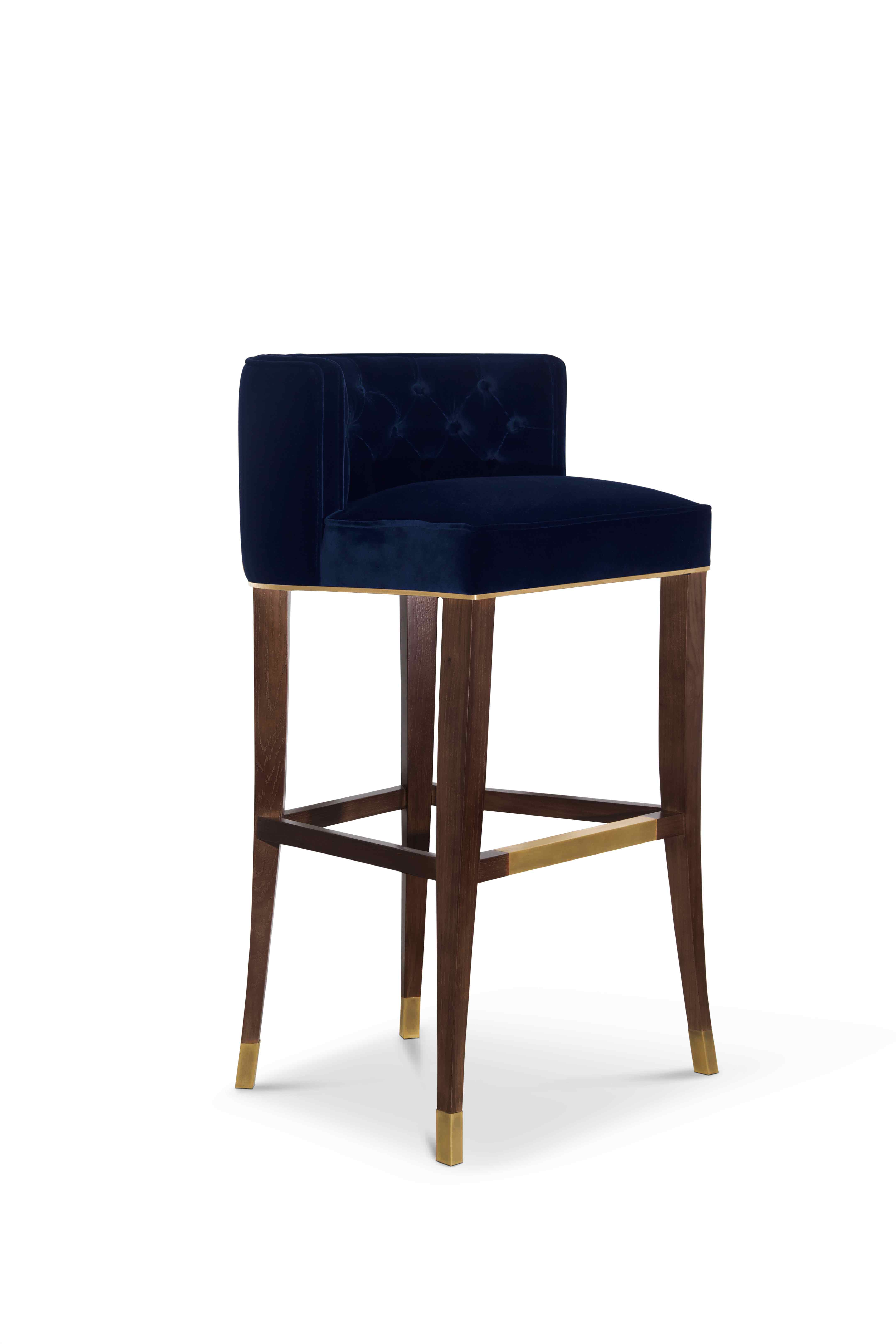 BOURBON BAR CHAIR