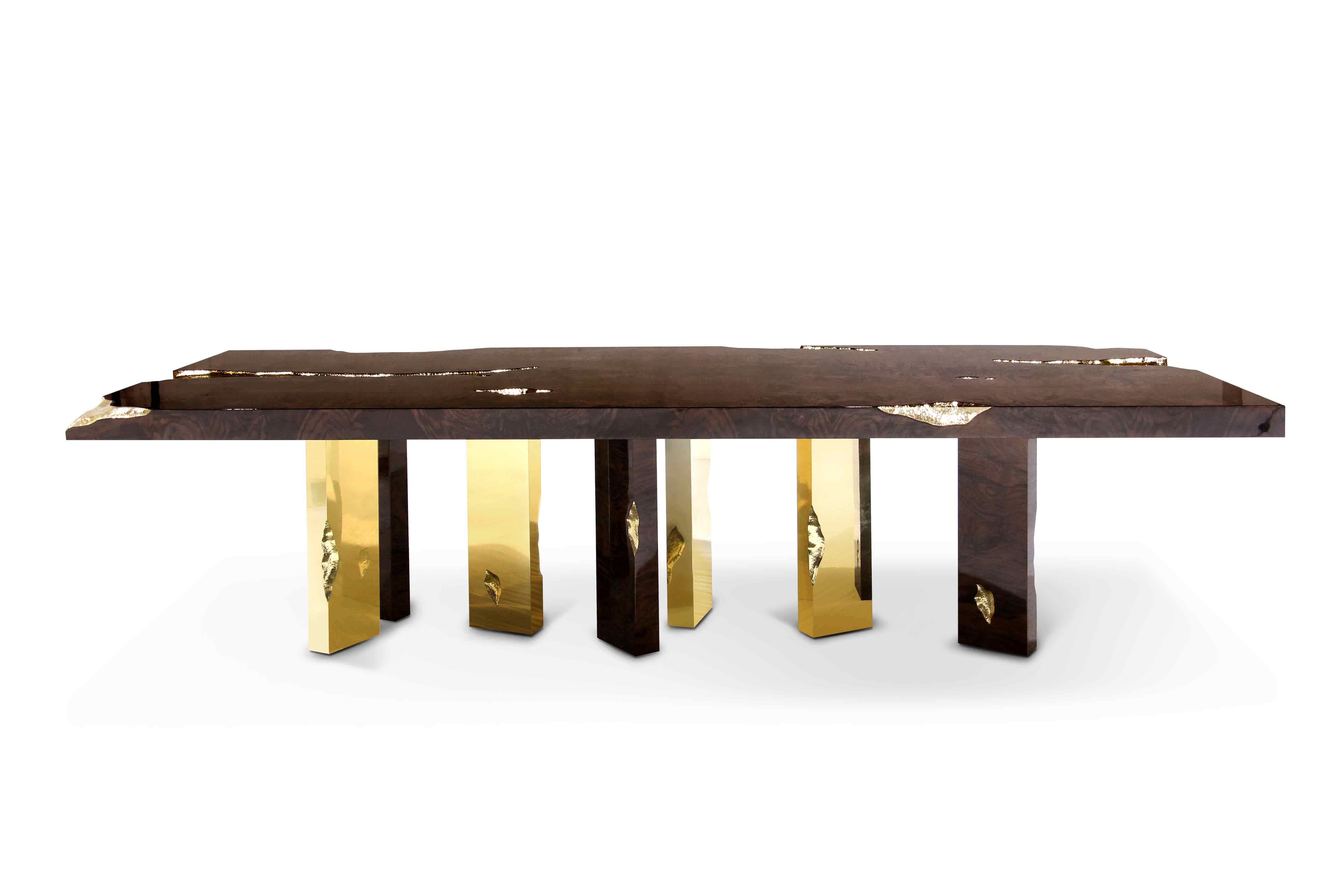Empire Dining Table - Furniture