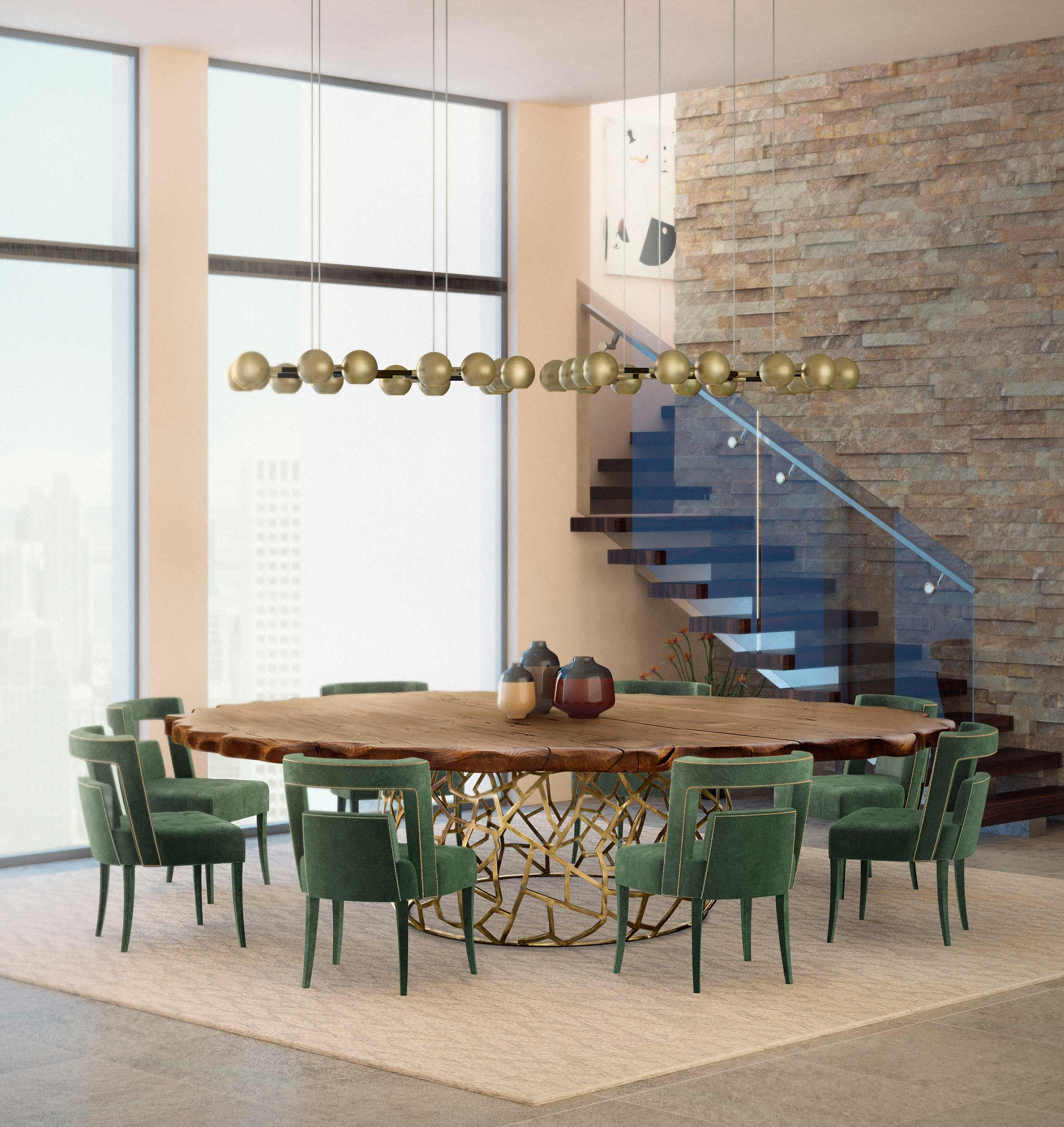APIS II DINING TABLE  - Products