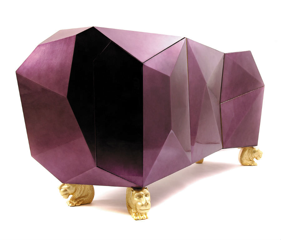Diamond Amethyst Sideboard - Products