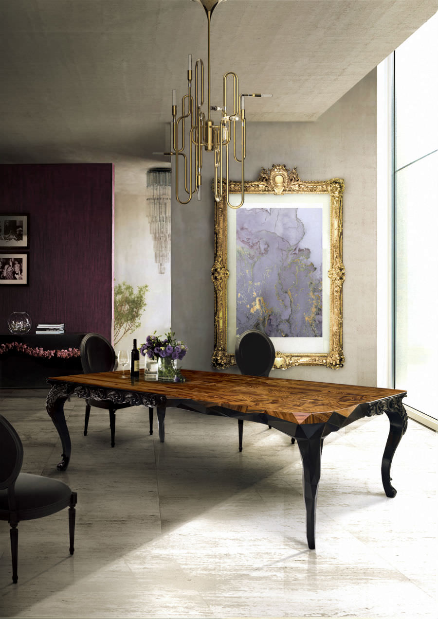 Royal Dining Table - Products