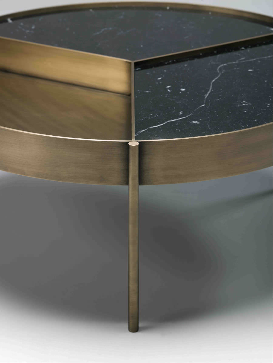 Ray Coffee Table - Furniture