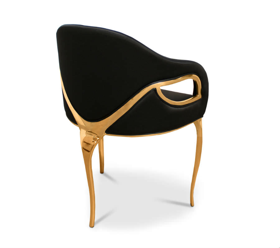 Chandra Dining Chair - Furniture