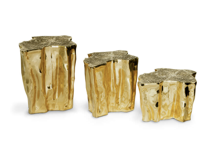 Eden Series | 7 - 14 pieces - Coffee and side tables