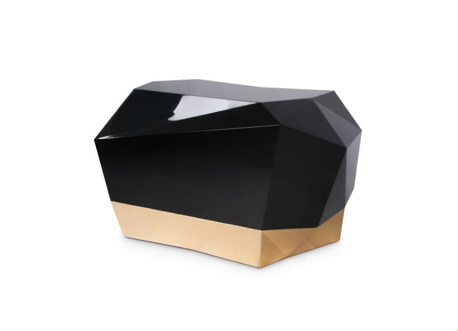 Diamond Nightstand - Furniture