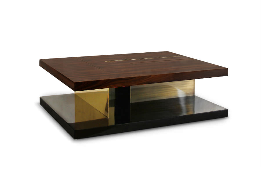 Lallan Center Table - Coffee and side tables