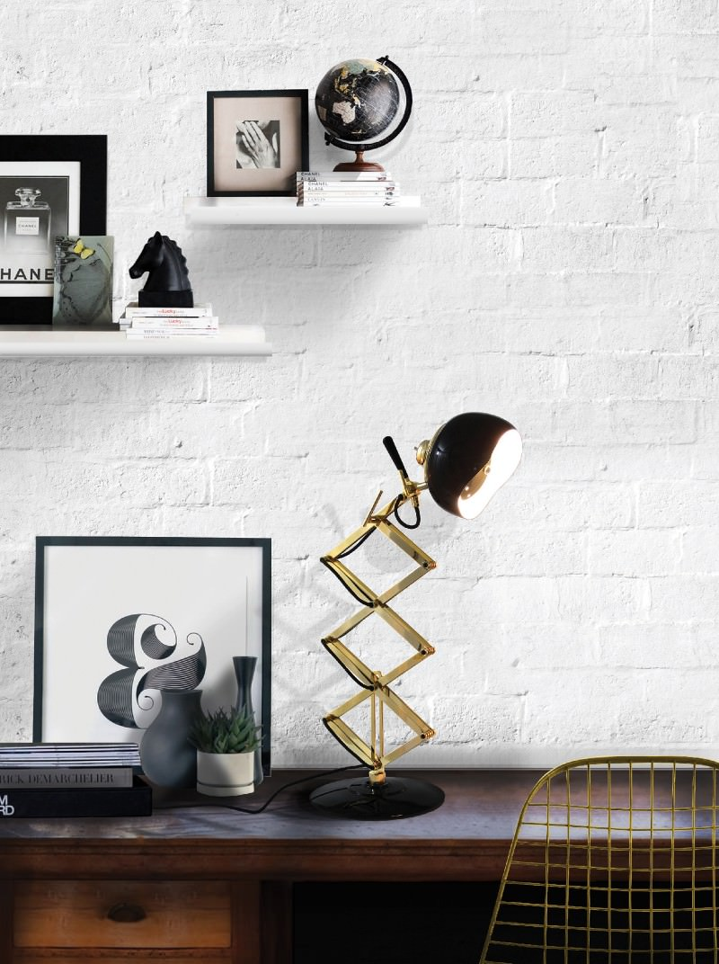 Billy Table Lamp - Lighting