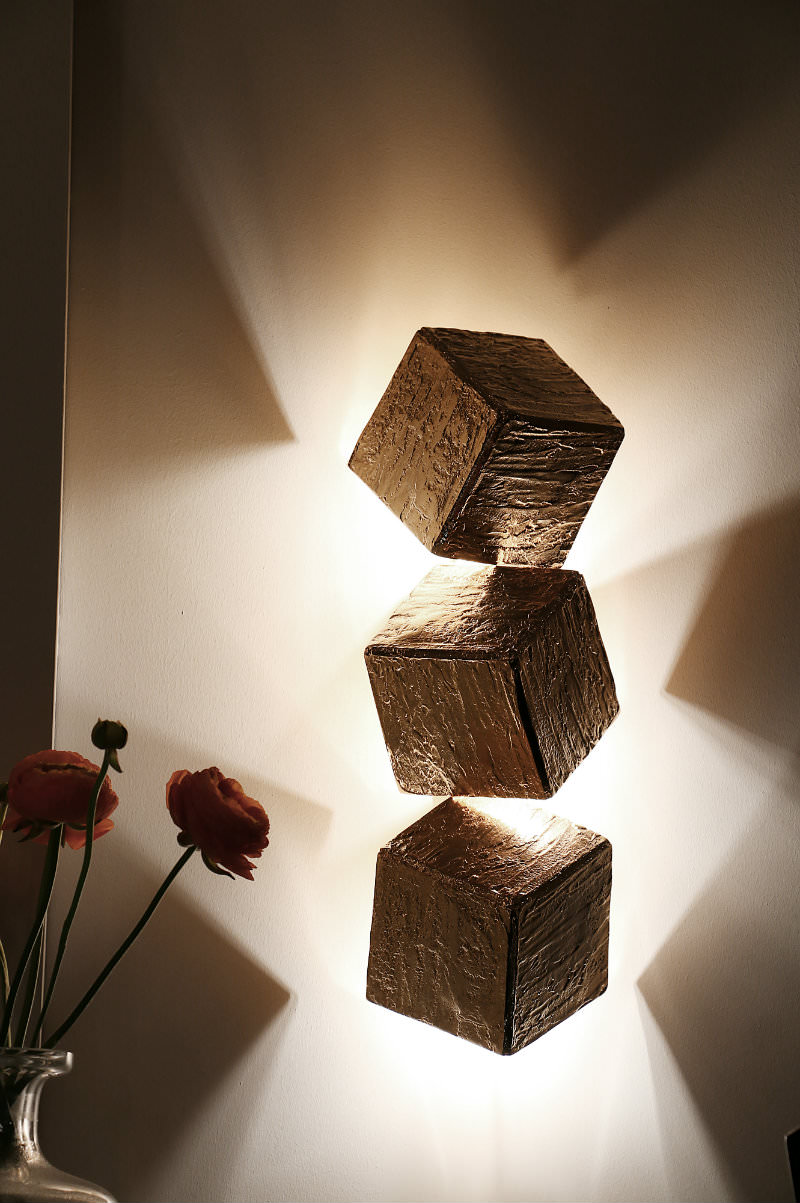 Cubic Sconces - Lighting