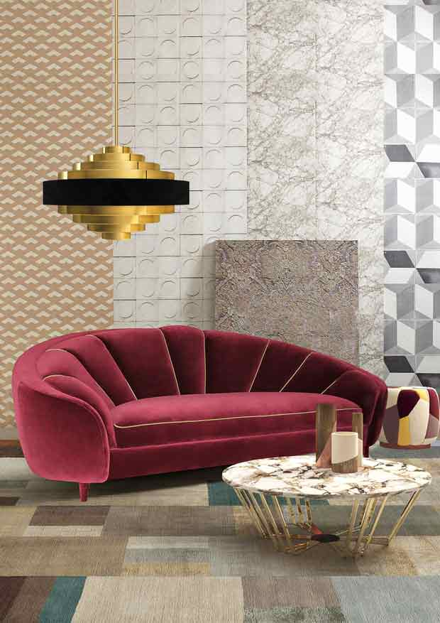 Ruby Sofa - Products