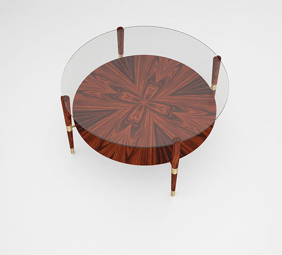 Emery center table - Products