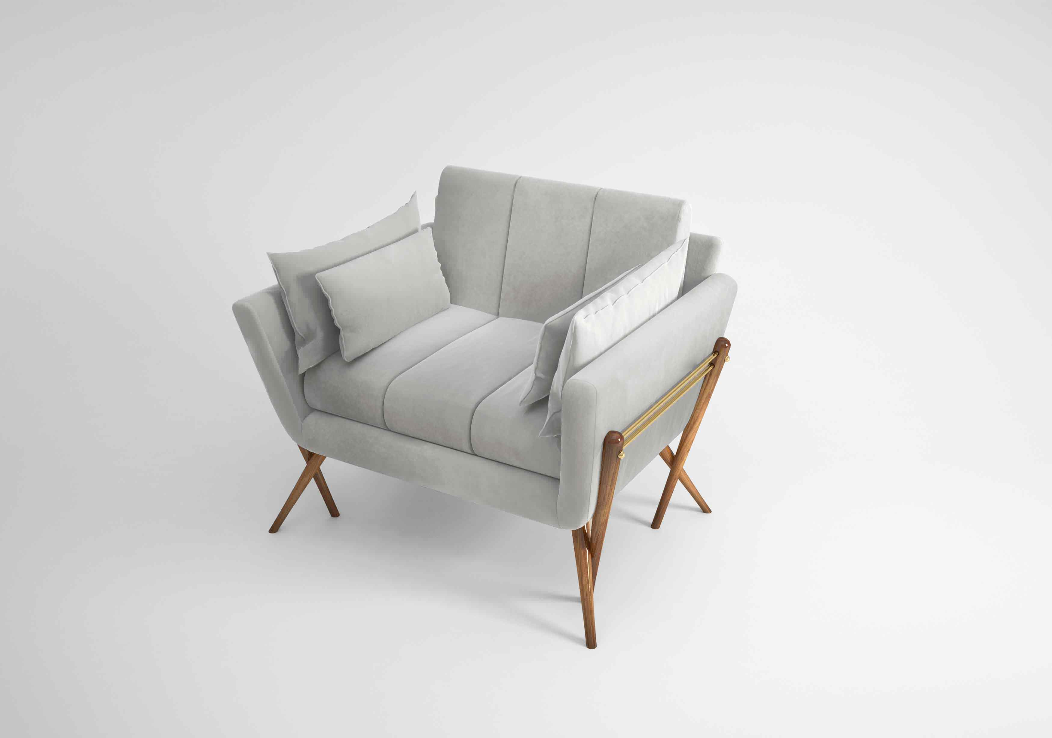 Nukie Armchair - Products