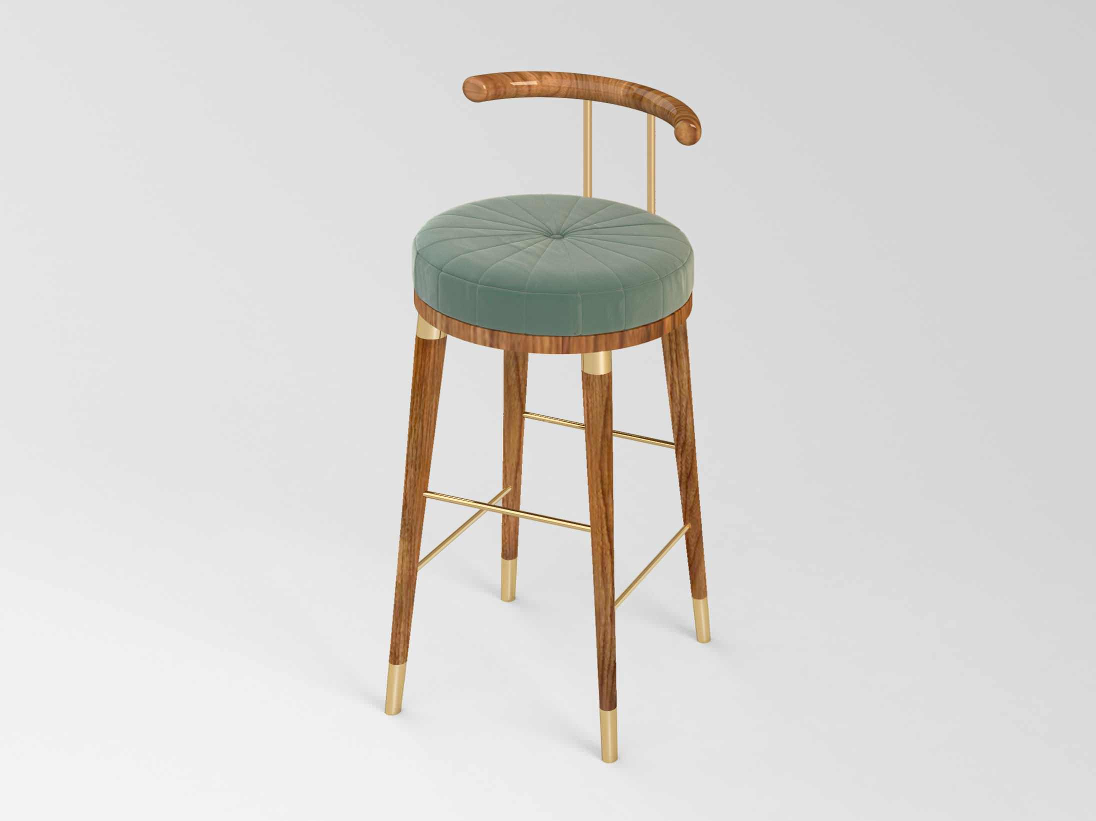 Mailu Bar Stool - Products