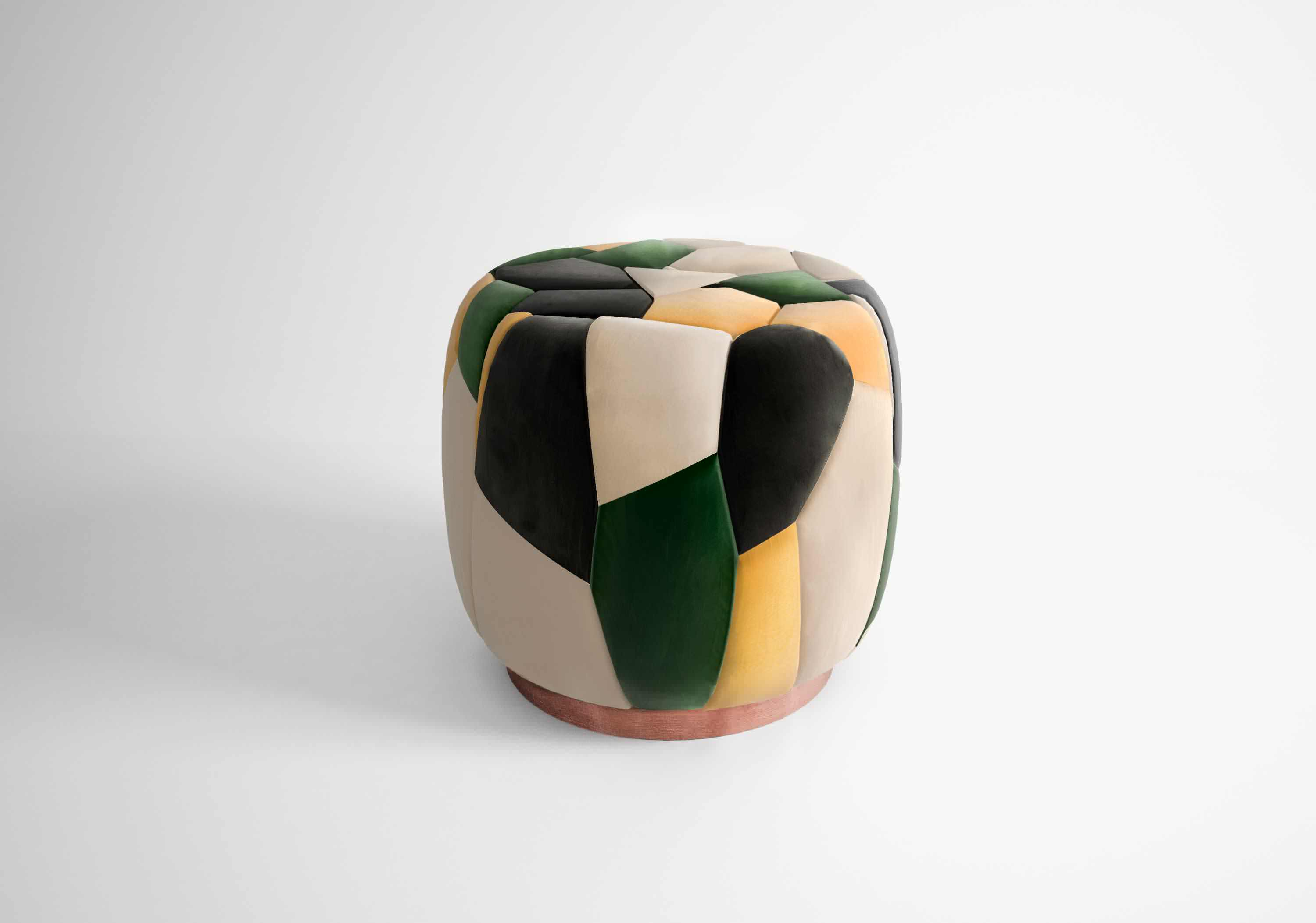 Ammolite Stool - Products