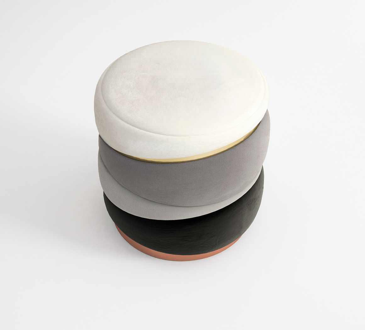 Obsidian Stool - Products