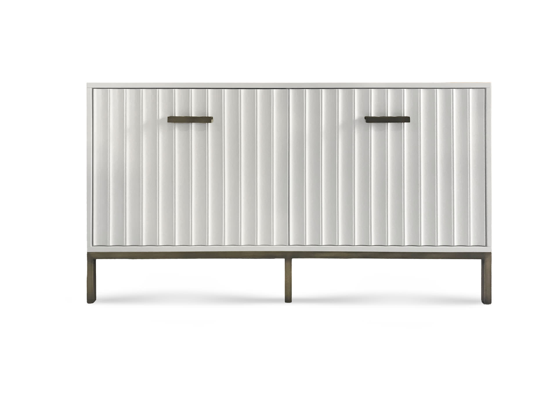 Fluted Sideboard