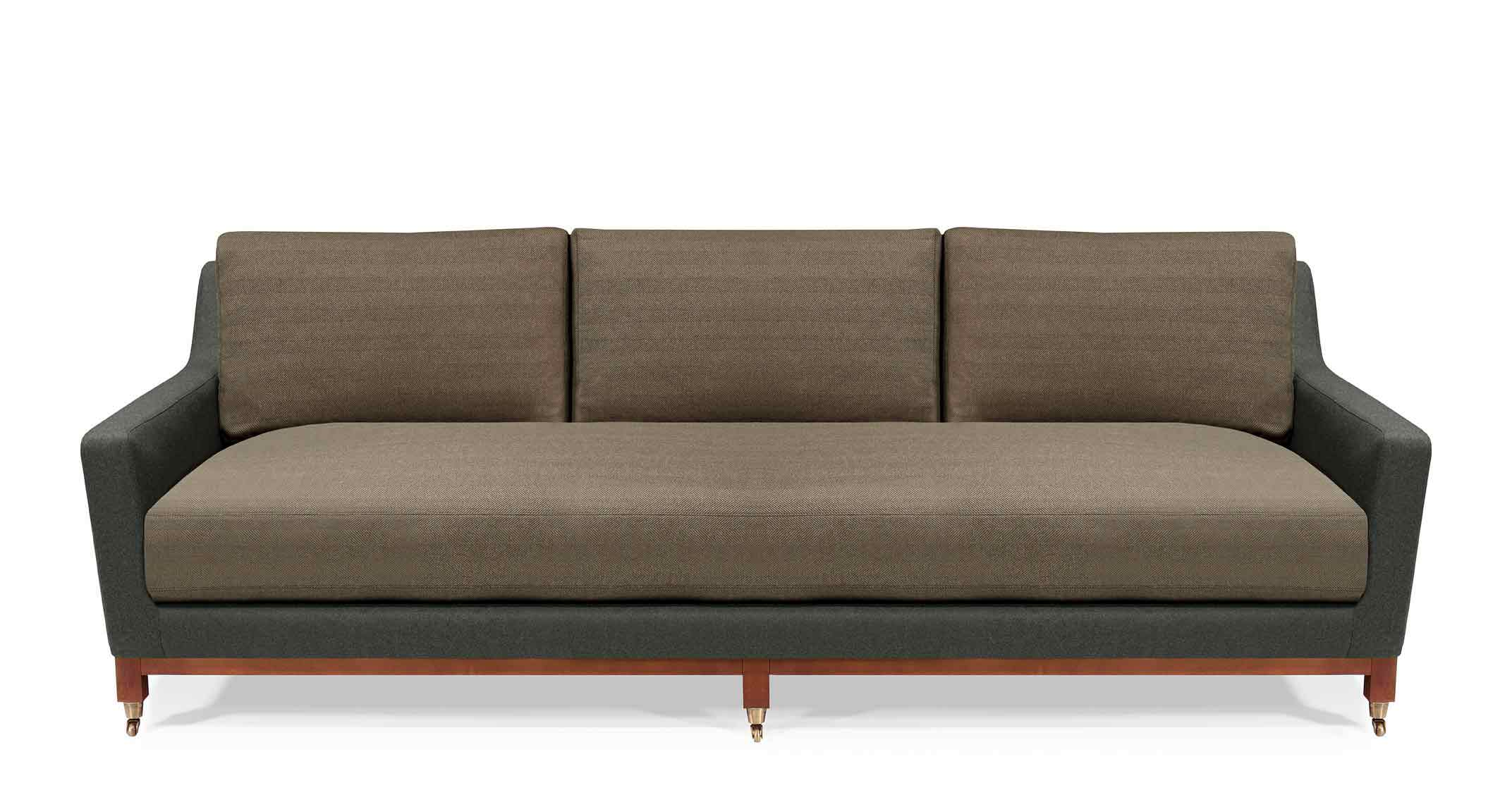 Classic sofa with a twist