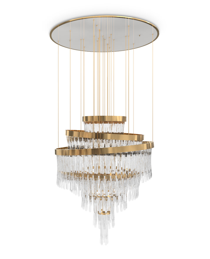 Babel Chandelier - Products