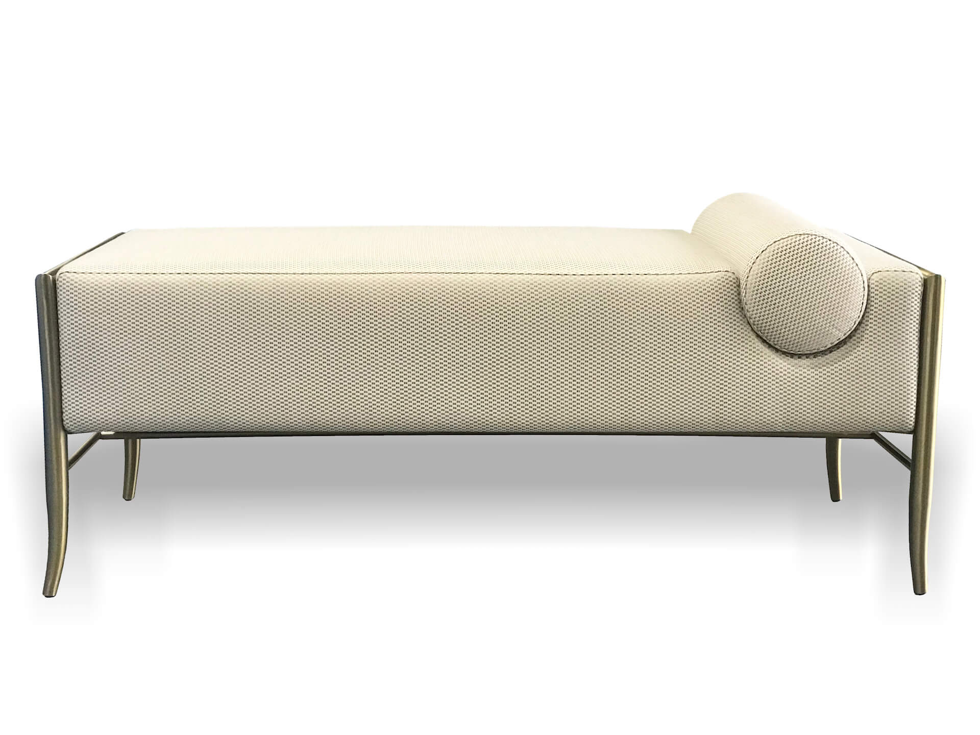 Bench with Bolster