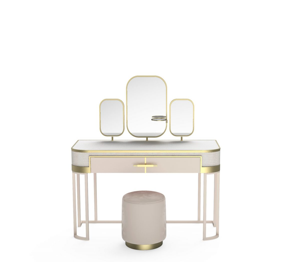Anglesite Dressing Table