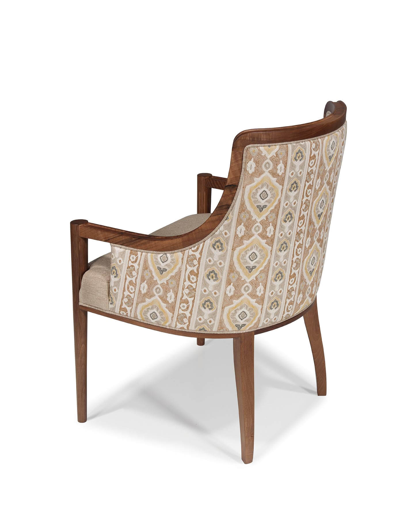 luxury armchair, Portuguese furniture maker, upholstery items