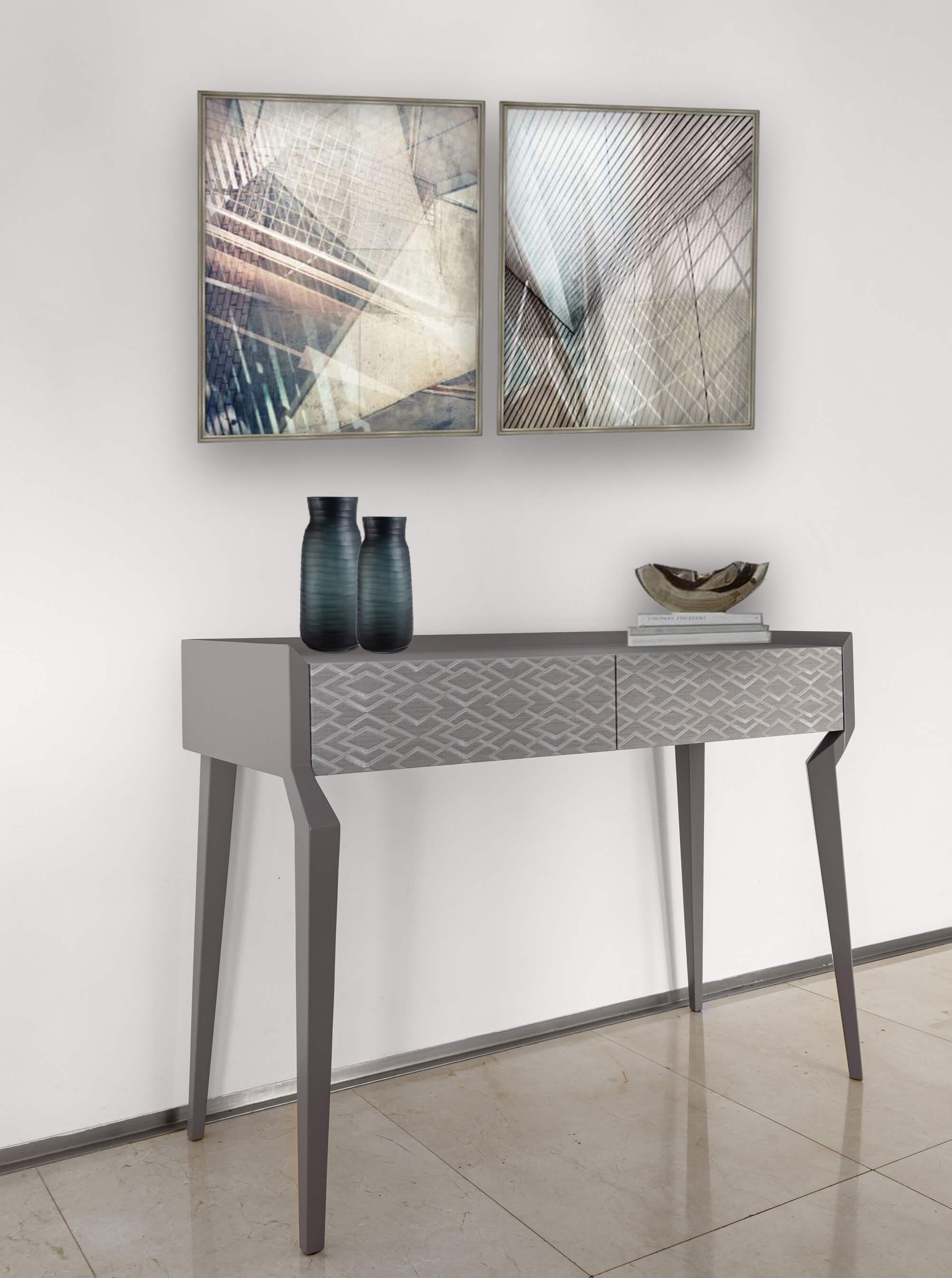 angular console table